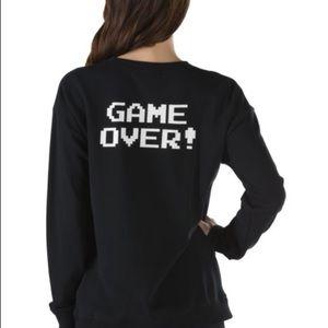 Nintendo Mariover Crew Sweatshirt